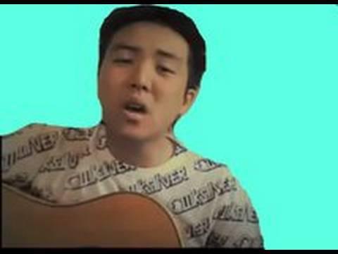 Maroon 5 - Sunday Morning - David Choi Cover
