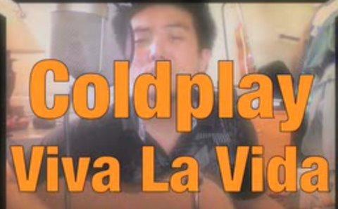 Coldplay - Viva La Vida - David Choi Cover