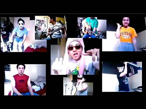 Katy Perry - California Gurls - David Choi Cover