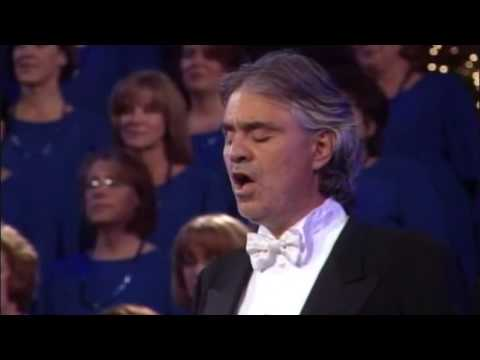 BEST Andrea Bocelli Song EVER! - (HQ Sound) - The Lord`s Prayer (better than time to say goodbye)