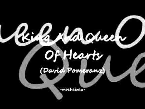 david pomeranz-king and queen of hearts