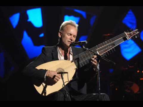 Sting & David Sanborn - Ain`t No Sunshine When She`s Gone