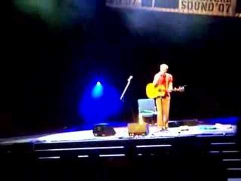 David Thomas Broughton - Primavera Sound 2007