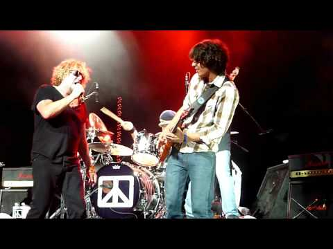 CHICKENFOOT /l\ w/ Davy Knowles - Bad Motor Scooter - Gibson Amphitheatre - 9/27/09 / HiDef