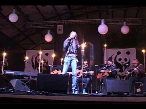 Safura - Eurovision 2010, Azerbaijan - Earth Hour in Stockholm