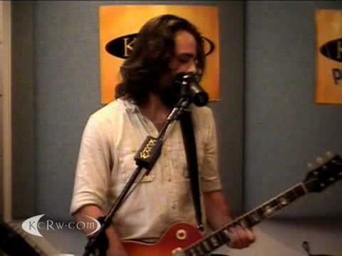 "Minus The Bear performing ""Dayglow Vista Rd."" on KCRW"