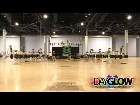 DAYGLOW MIAMI - TIME LAPSE STAGE (SATURDAY, DEC. 18)
