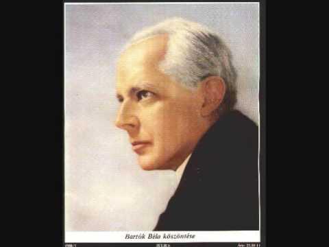 Bartok Violin Concerto No. 2, 1st Mvmt. (2); Adam Syed, violin; Alan Brown, piano