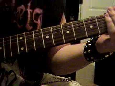 How to play Angel of Death by Slayer Guitar Lesson (w/ Tabs!!)