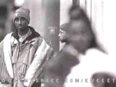 "2PAC - ""The Day Tupac Died"" 5 MIN. RARE MTV VIDEO 1971-1996"