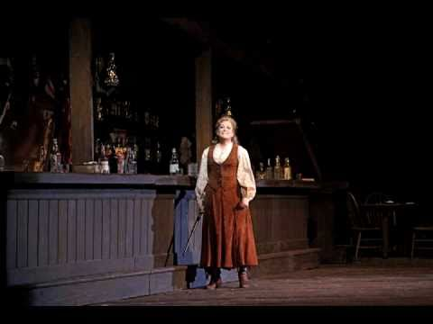 La Fanciulla del West - Audio Slideshow - Met Opera