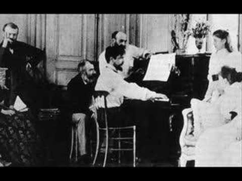 Debussy plays Debussy Golliwogg`s Cakewalk (1913)