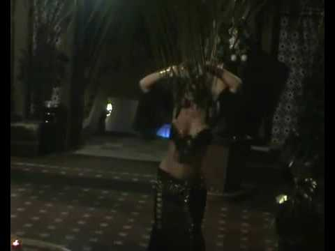 Deepak Chopra featuring Demi Moore - `Desire` by Buddha Bar (Ana Isis bellydancing)