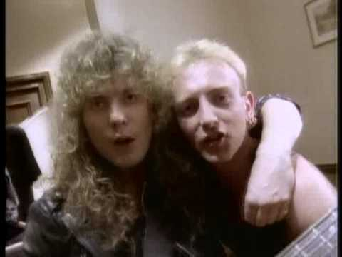 "Def Leppard - ""Pour Some Sugar on Me"" UK Music Video"