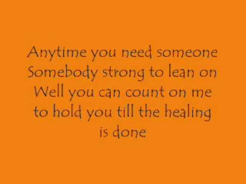 Count On Me - Default [Lyrics]