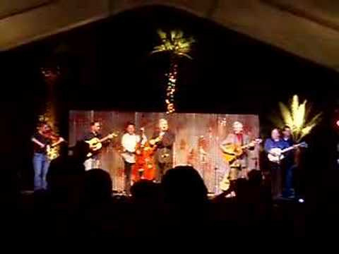 Ricky Scaggs & Del McCoury at Stagecoach