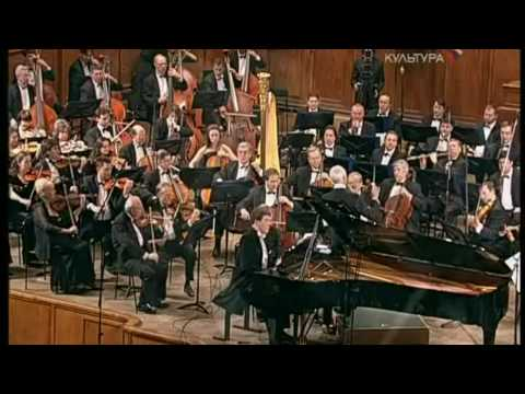 Rachmaninoff Piano Concerto No 5 - Denis Matsuev 2nd Mov Part II