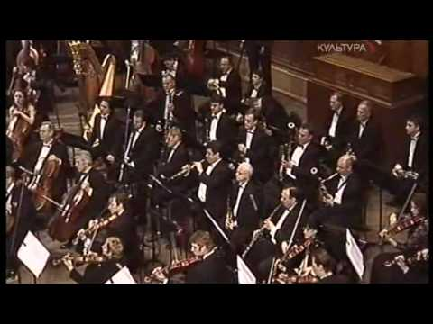Rachmaninoff Piano Concerto No 5 - Denis Matsuev 2nd Movt part I