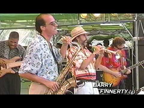 Some Skunk Funk - Brecker Brothers (Mt. Fuji Jazz Festival 92)