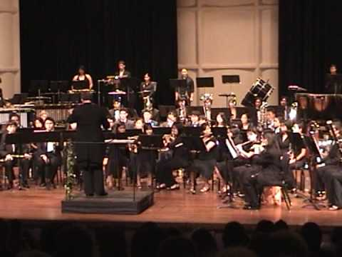 "Third Symphony Op. 89 - James Barnes, Mvt. III (""for Natalie"") (Part 1 of 2)"