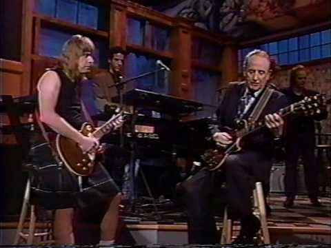 Les Paul & Nigel Tufnel on Dennis Miller