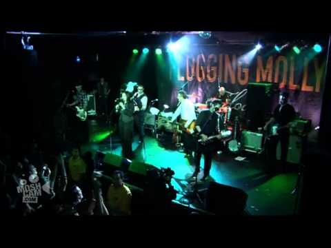 "Flogging Molly ""The Devil`s Dancefloor"" Live (HD, Official)"