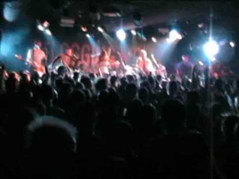 Flogging Molly - Float live from Hungary-Budapest -A38 ship
