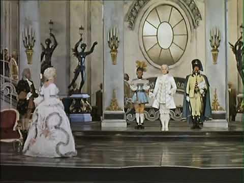`Mir ist die Ehre widerfahren` : Der Rosenkavalier : Presentation of the Rose * Karajan 1960