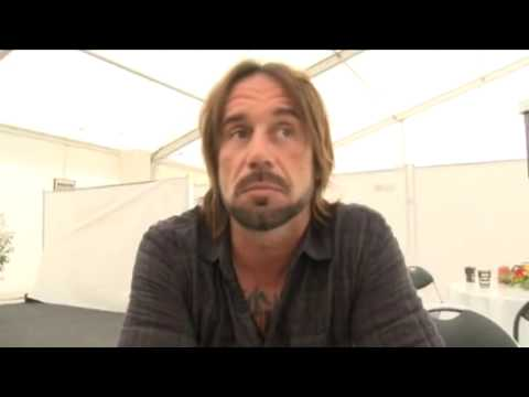 Der W - Stephan Weidner - Interview auf Wacken 2009 - Teil 1/3