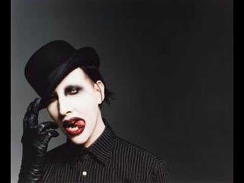 You and me and the devil makes three - Marilyn Manson