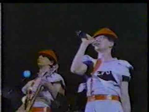 devo uncontrollable urge - live