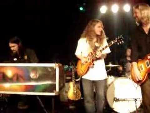 Devon Allman`s Honeytribe & Tony Tyler live Part 2 9/28/06