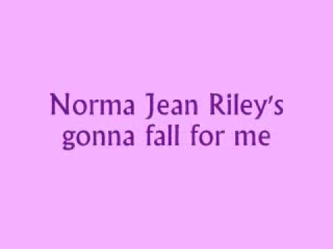 Diamond Rio- Norma Jean Riley (Lyrics)