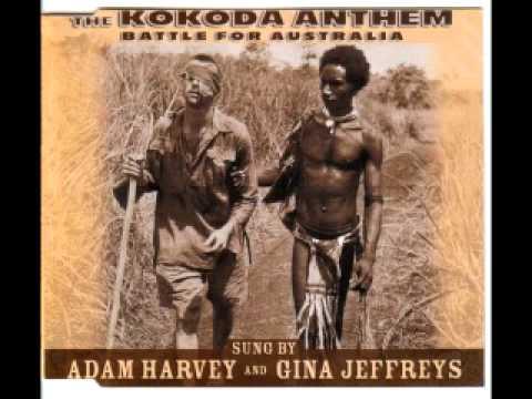 Kokoda Anthem - Frank Gallagher Song Composer