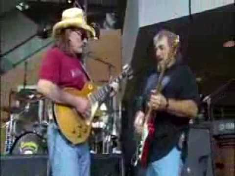 Dickey Betts Dan Toler & Great Southern - Jam / Southbound