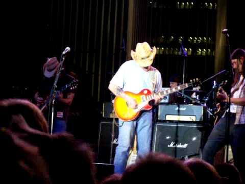 "Dickey Betts ""Ramblin` Man"" Live"