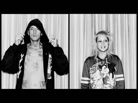 Die Antwoord`s US debut at Coachella: interview with Xeni (Boing Boing Video)