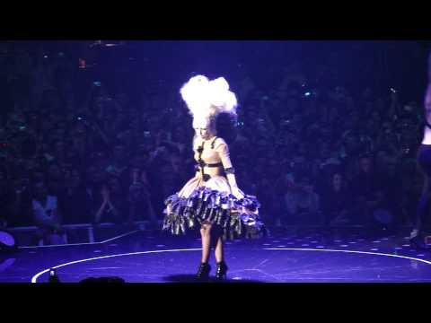 HQ / HD: Lady gaga live in Manchester (18/02/2010) [FULL] So Happy I Could Die (with Intro/Backdrop)