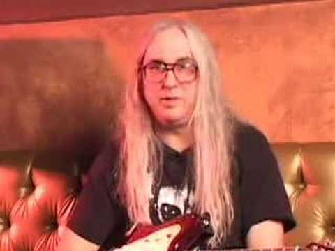 J Mascis talks about his Fender® Jazzmaster® Guitar