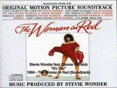 Stevie Wonder - It`s You feat. Dionne Warwick