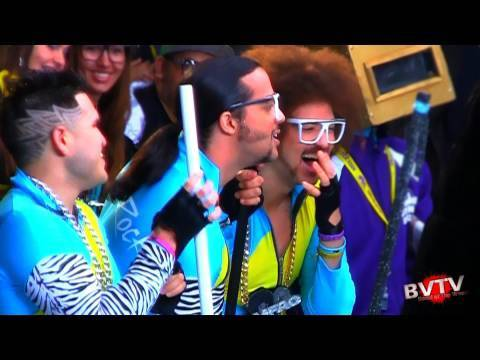 """LMFAO - """"YES"""" Official Music Video (Behind-The-Scenes) w/ Intro - BVTV HD"""