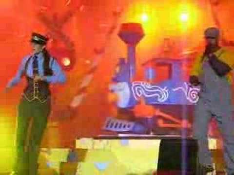 Choo Choo Soul at Walt Disney World