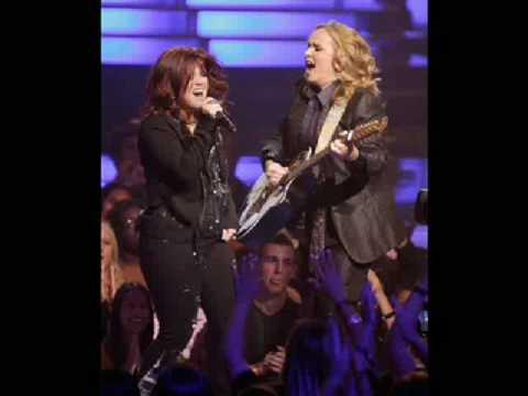 YouTube - Kelly Clarkson and Melissa Etheridge - Bring Me So