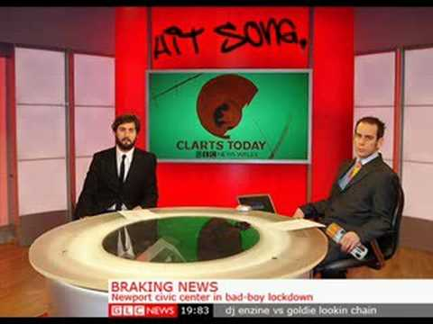Goldie Lookin Chain vs BBC News - Hit Song - Dj Enzine Remix