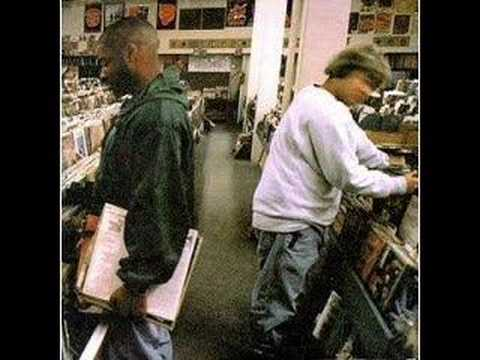 DJ Shadow - Building Steam with a Grain of Salt