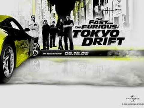 Tokio Drift Dj shadow ft. Mos Def