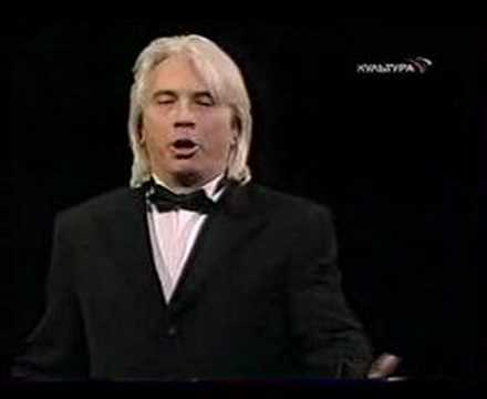 Dmitri Hvorostovsky - In the silence of the night