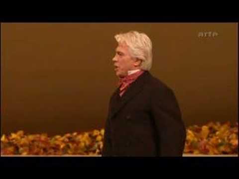 Dmitri Hvorostovsky - Eugene Onegin - Onegin`s Act I aria