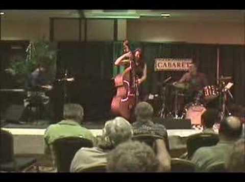 Jennifer Leitham Trio - Tricotism