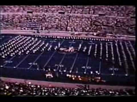 1970 Doc Severinsen with the Texas Tech Goin` Band